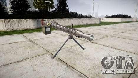 German MG3 machine gun icon1 for GTA 4