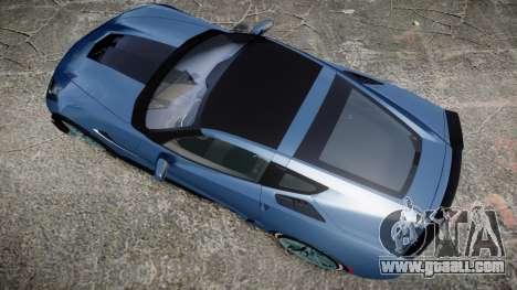 Chevrolet Corvette Z06 2015 TireMi1 for GTA 4 right view