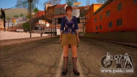 Modern Woman Skin 16 for GTA San Andreas