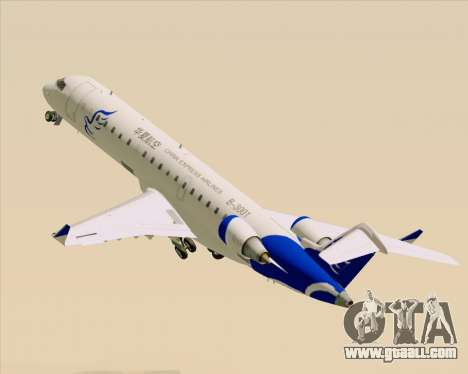 Embraer CRJ-700 China Express Airlines (CEA) for GTA San Andreas