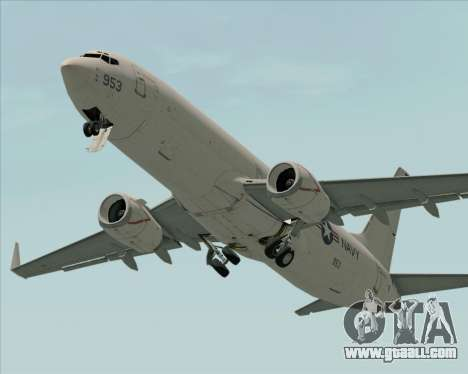 Boeing P-8 Poseidon US Navy for GTA San Andreas engine