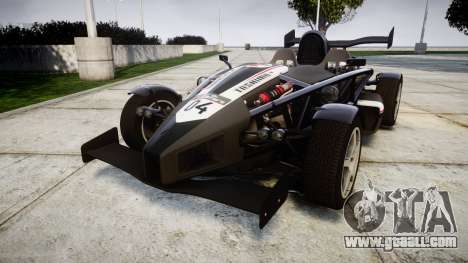 Ariel Atom V8 2010 [RIV] v1.1 Tashimo for GTA 4