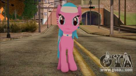 Aloe from My Little Pony for GTA San Andreas