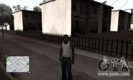 Winter Colormod for GTA San Andreas third screenshot