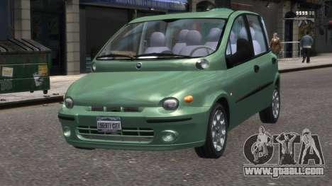 Fiat Multipla for GTA 4