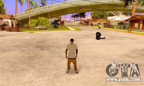 Varios Los Aztecas for GTA San Andreas third screenshot