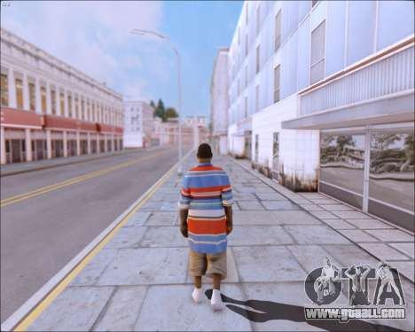 ClickClacks ENB V1 for GTA San Andreas