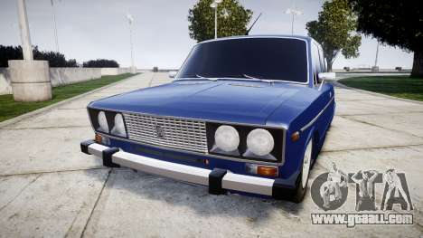 VAZ-2106 on the pneuma for GTA 4