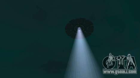 UFO over San Andreas for GTA San Andreas tenth screenshot