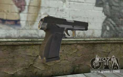 MP443 from COD: Ghosts for GTA San Andreas second screenshot