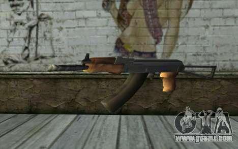AK47 from Hitman 2 for GTA San Andreas second screenshot