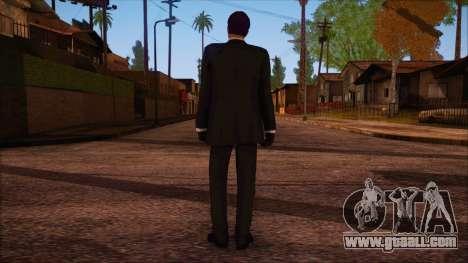 GTA 5 Online Skin 14 for GTA San Andreas second screenshot