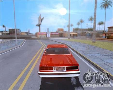 ClickClacks ENB V1 for GTA San Andreas third screenshot