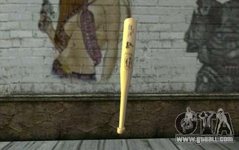 Baseball Bat from GTA Vice City for GTA San Andreas