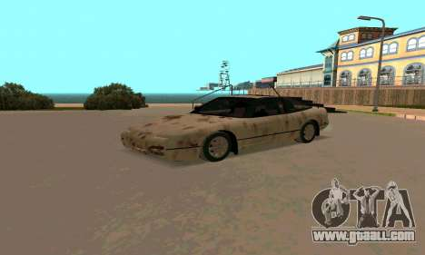 Nissan 240SX Rusted for GTA San Andreas