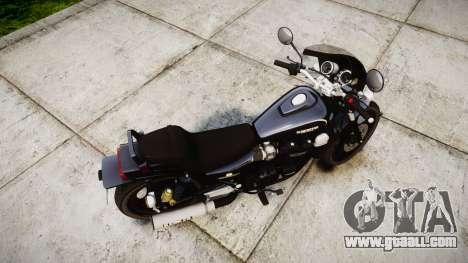 Kawasaki Eliminator 400SE for GTA 4 right view