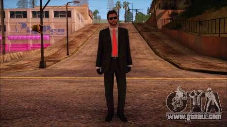 GTA 5 Online Skin 14 for GTA San Andreas