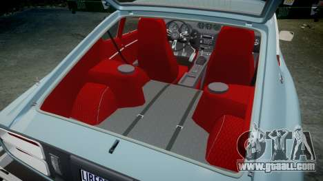 Datsun 260Z 1974 for GTA 4 side view