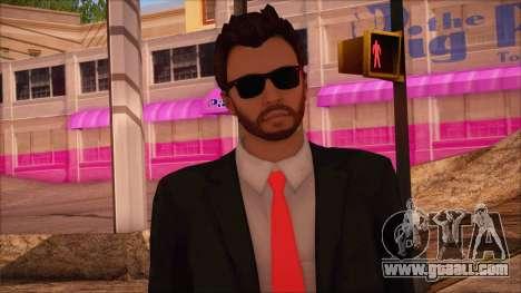 GTA 5 Online Skin 14 for GTA San Andreas third screenshot