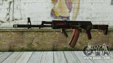 AK47 from Battlefield 4 for GTA San Andreas