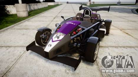 Ariel Atom V8 2010 [RIV] v1.1 FOUR C Motorsport for GTA 4