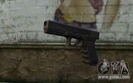 Glock-17 for GTA San Andreas