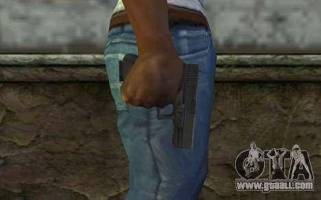 Glock-17 for GTA San Andreas third screenshot