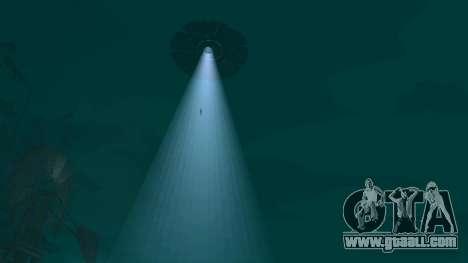 UFO over San Andreas for GTA San Andreas eighth screenshot