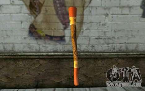 Flute for GTA San Andreas