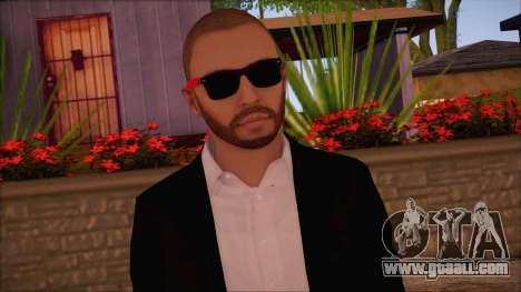 GTA 5 Online Skin 8 for GTA San Andreas third screenshot
