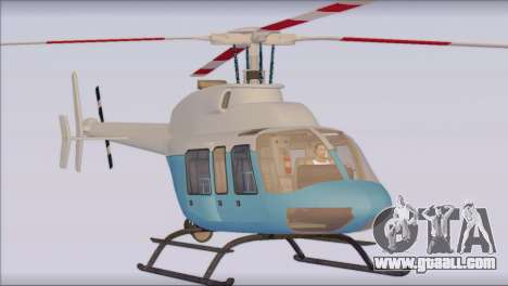 Bell 407 for GTA San Andreas