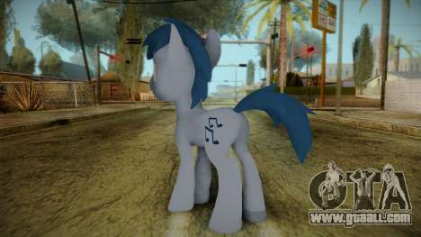 Noteworthy from My Little Pony for GTA San Andreas second screenshot