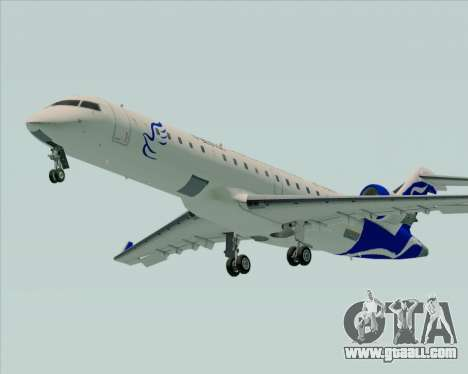 Embraer CRJ-700 China Express Airlines (CEA) for GTA San Andreas back left view