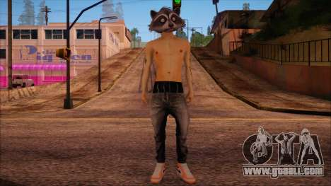 GTA 5 Skin for GTA San Andreas