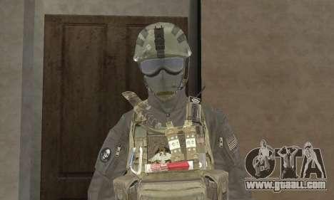 Spec Ops for GTA San Andreas second screenshot