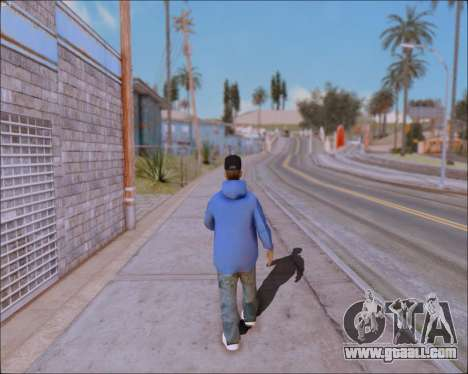 ClickClacks ENB V1 for GTA San Andreas sixth screenshot