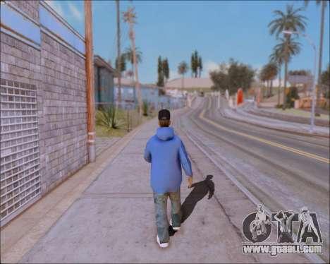 ClickClacks ENB V1 for GTA San Andreas sixth screenshot