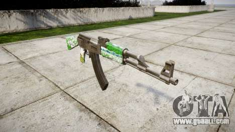 The AK-47 Cattle for GTA 4