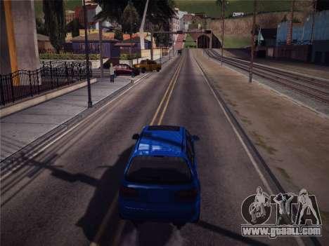Honda Civic JDM Edition for GTA San Andreas right view