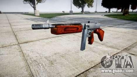 Submachine gun Thompson M1A1 box icon2 for GTA 4