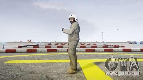 Combat pilot for GTA 4 second screenshot