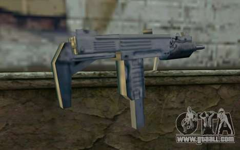 MP5 from GTA Vice City for GTA San Andreas second screenshot