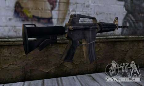 M4 from Far Cry for GTA San Andreas second screenshot
