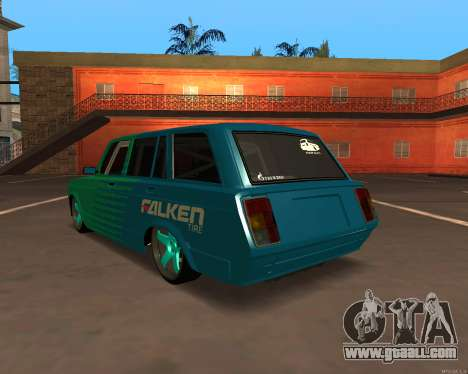 VAZ 2104 Falken for GTA San Andreas right view