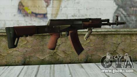AK47 from Battlefield 4 for GTA San Andreas second screenshot