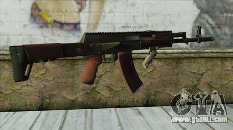AK47 from Battlefield 4 for GTA San Andreas second screenshot