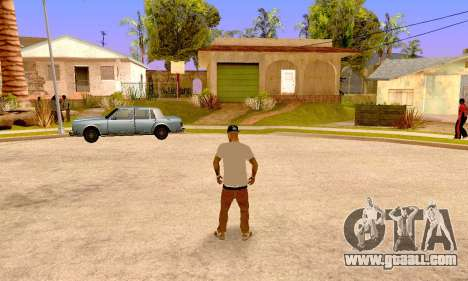 Varios Los Aztecas for GTA San Andreas forth screenshot