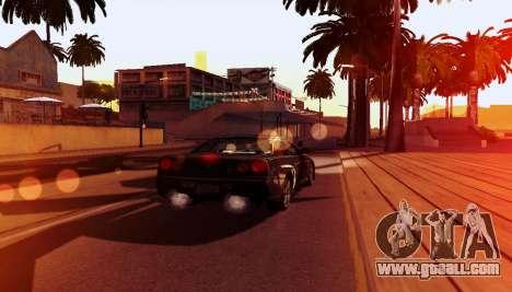 ENB for weak computers for GTA San Andreas eighth screenshot