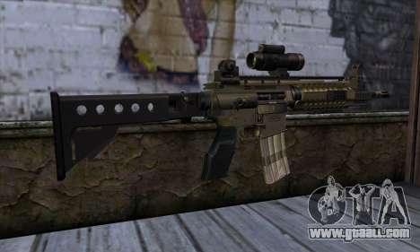 LR300 v2 for GTA San Andreas second screenshot