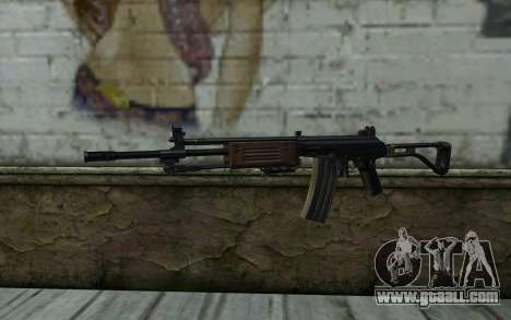 Galil v2 for GTA San Andreas